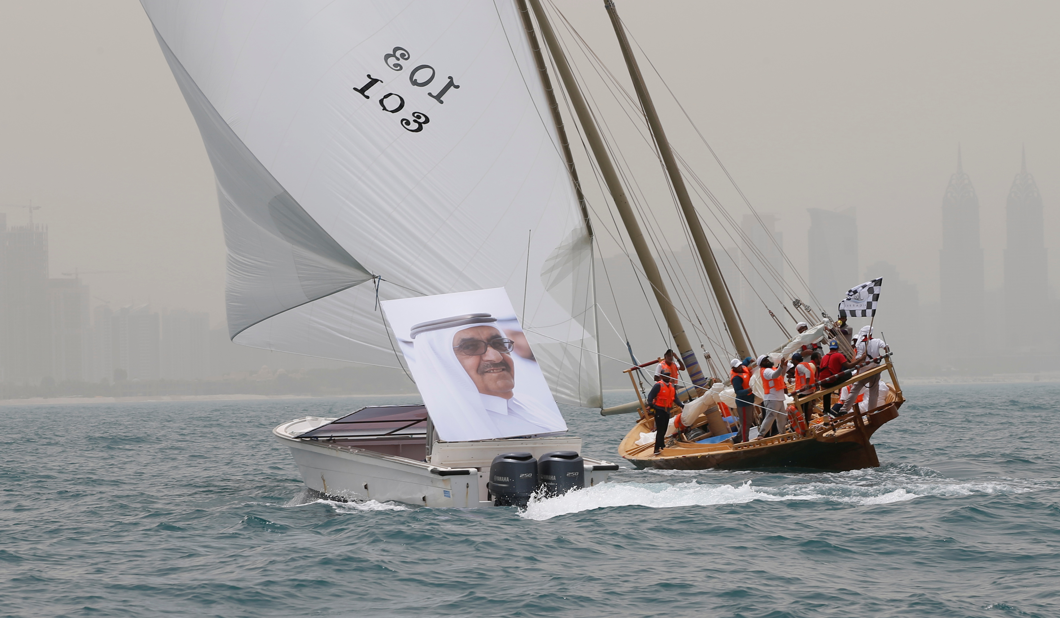 The Closing Race Today marks the story of the 29th Al Gaffal