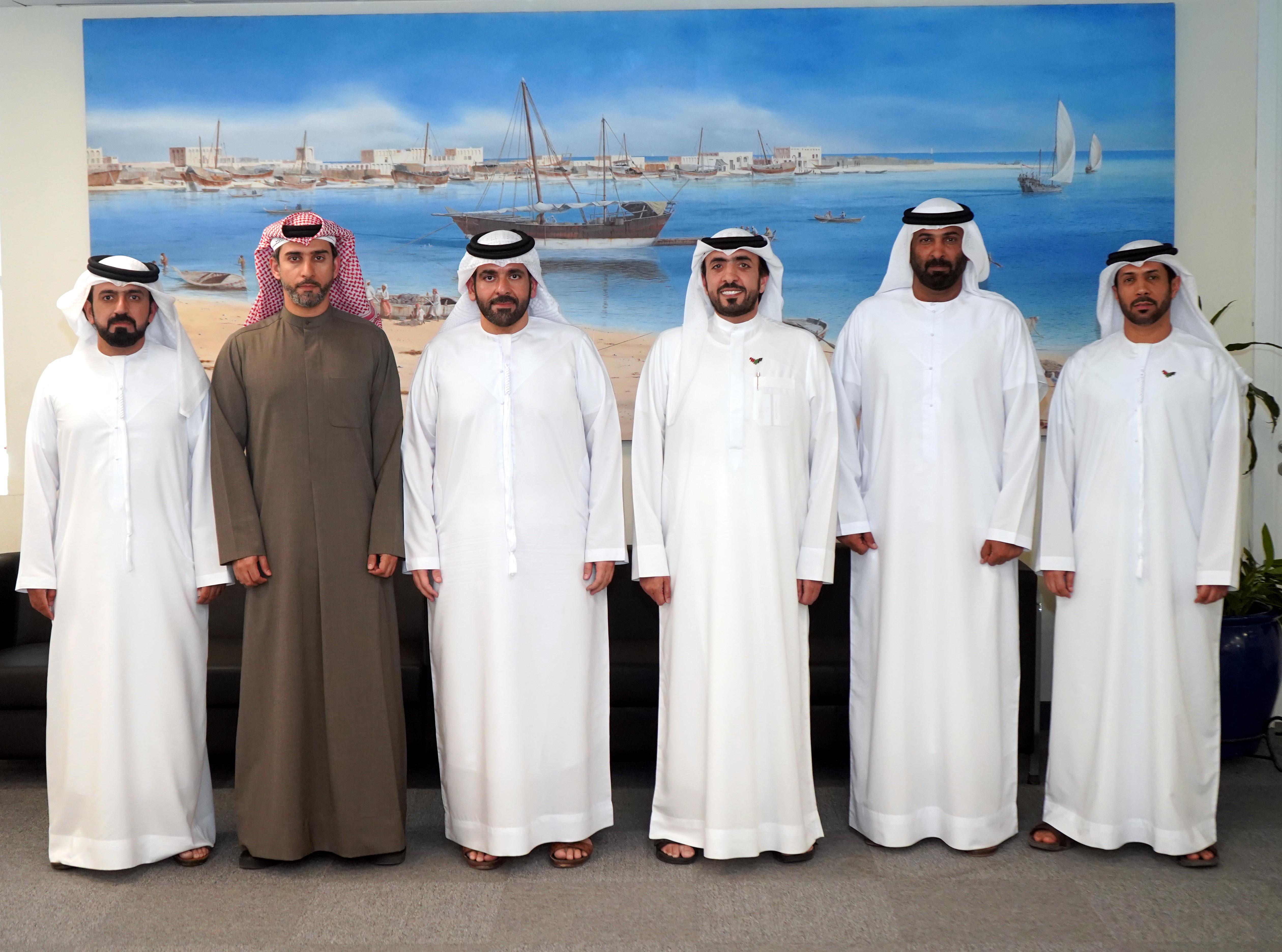 إدارة (دبي البحري) تتطلع لمواصلة النجاحات والارتقاء والتطوير