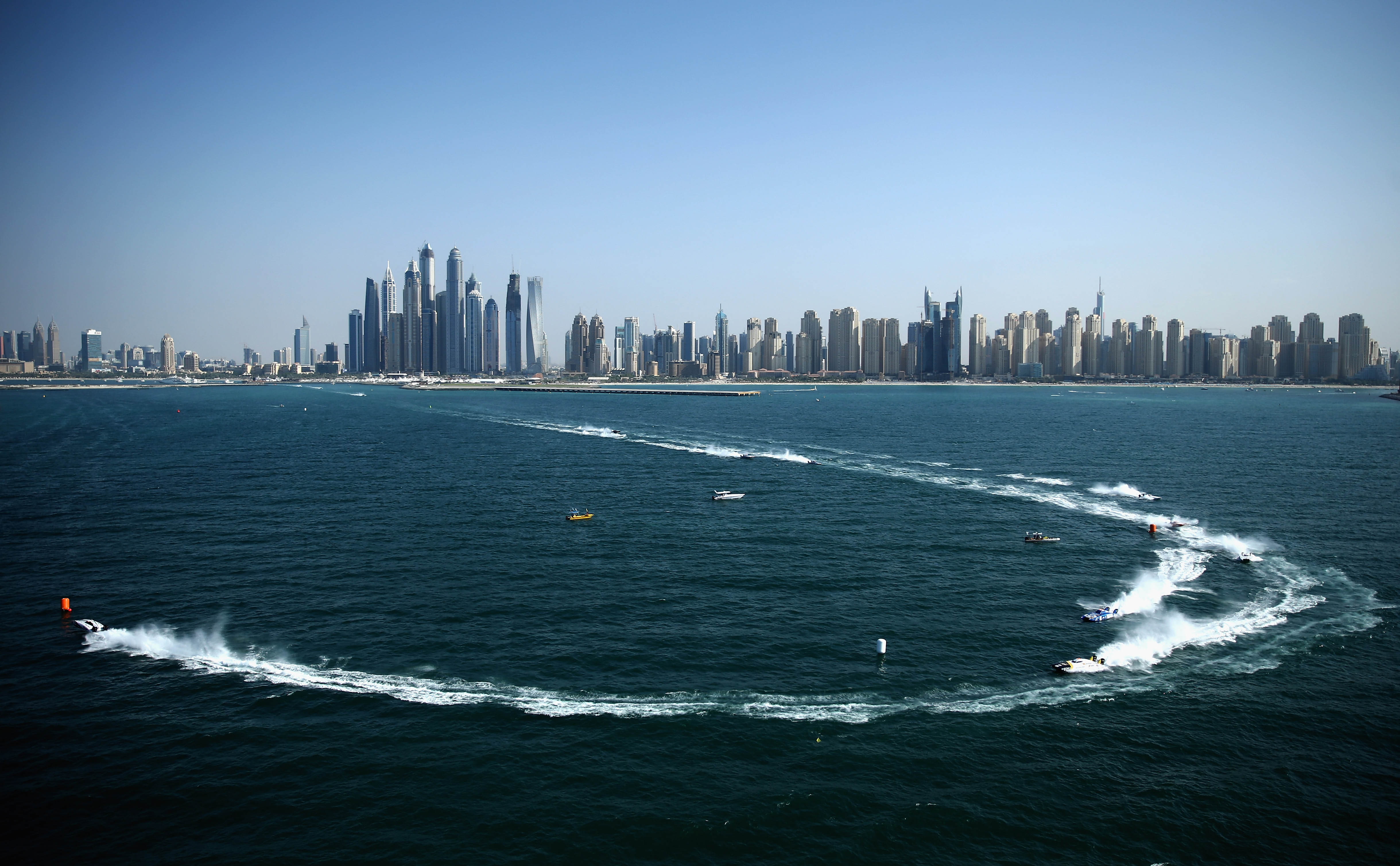 XCAT Powerboat World Series to return to Dubai next December
