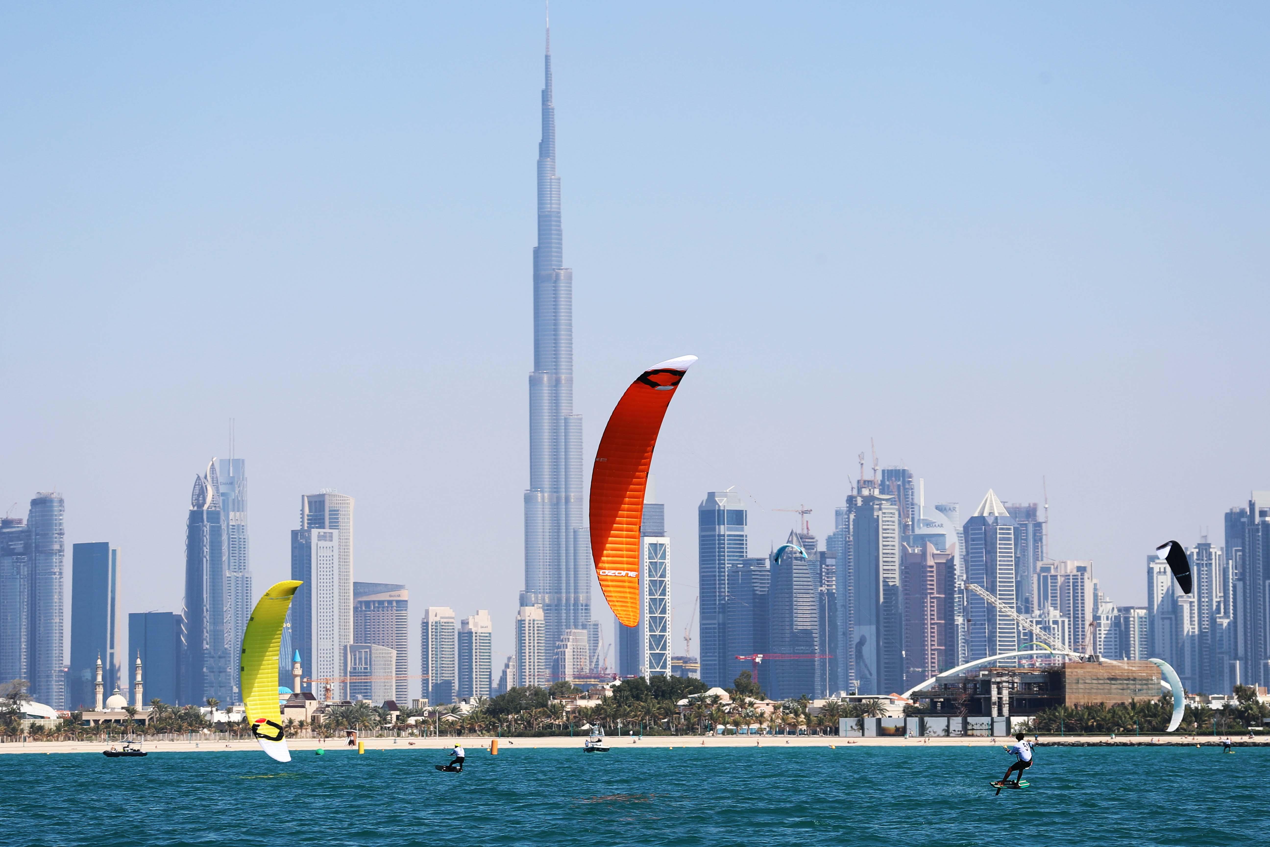 Dubai Kitesurf Open launches the DIMC activities for 2020