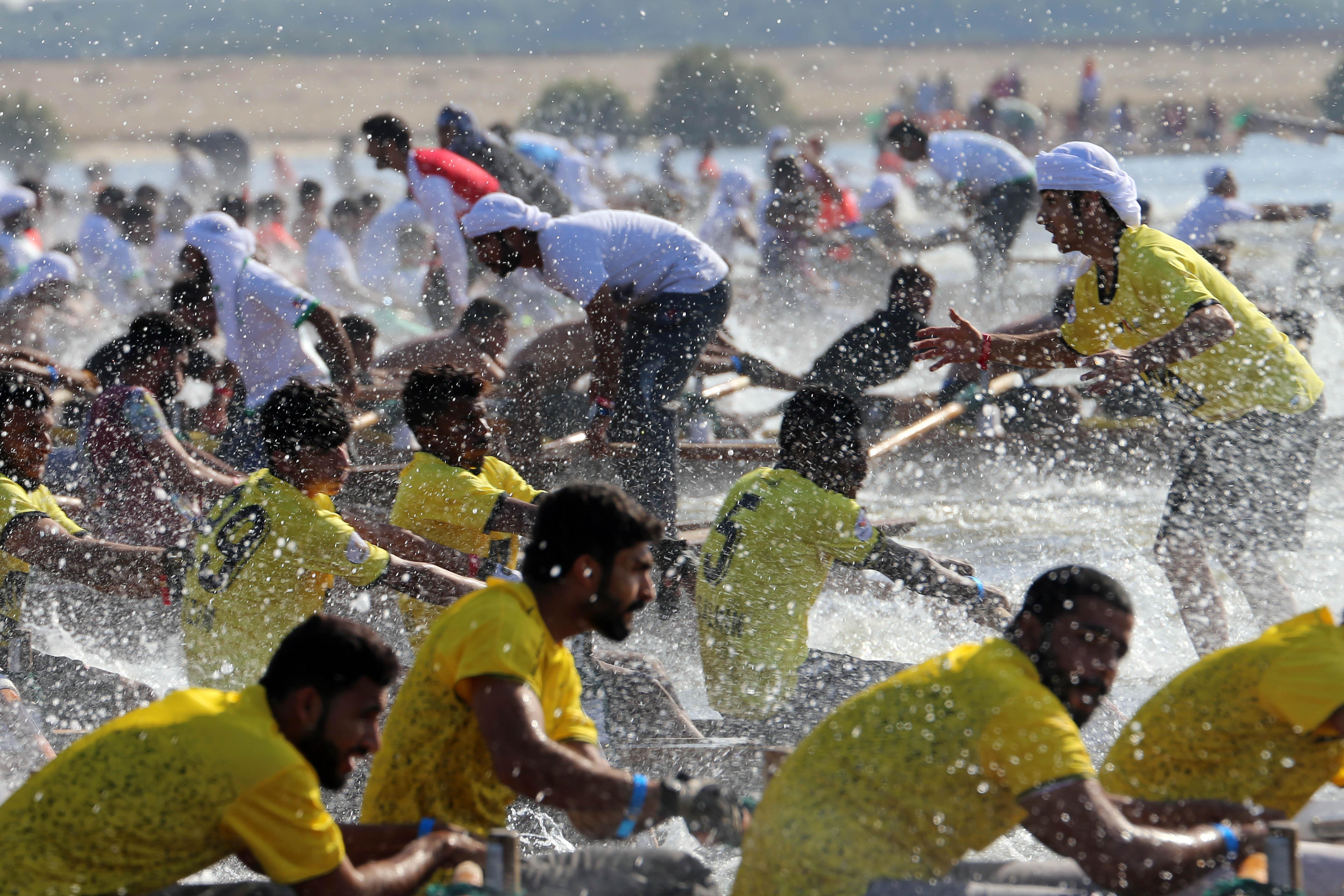 Dubai Rowing Race starts on Friday