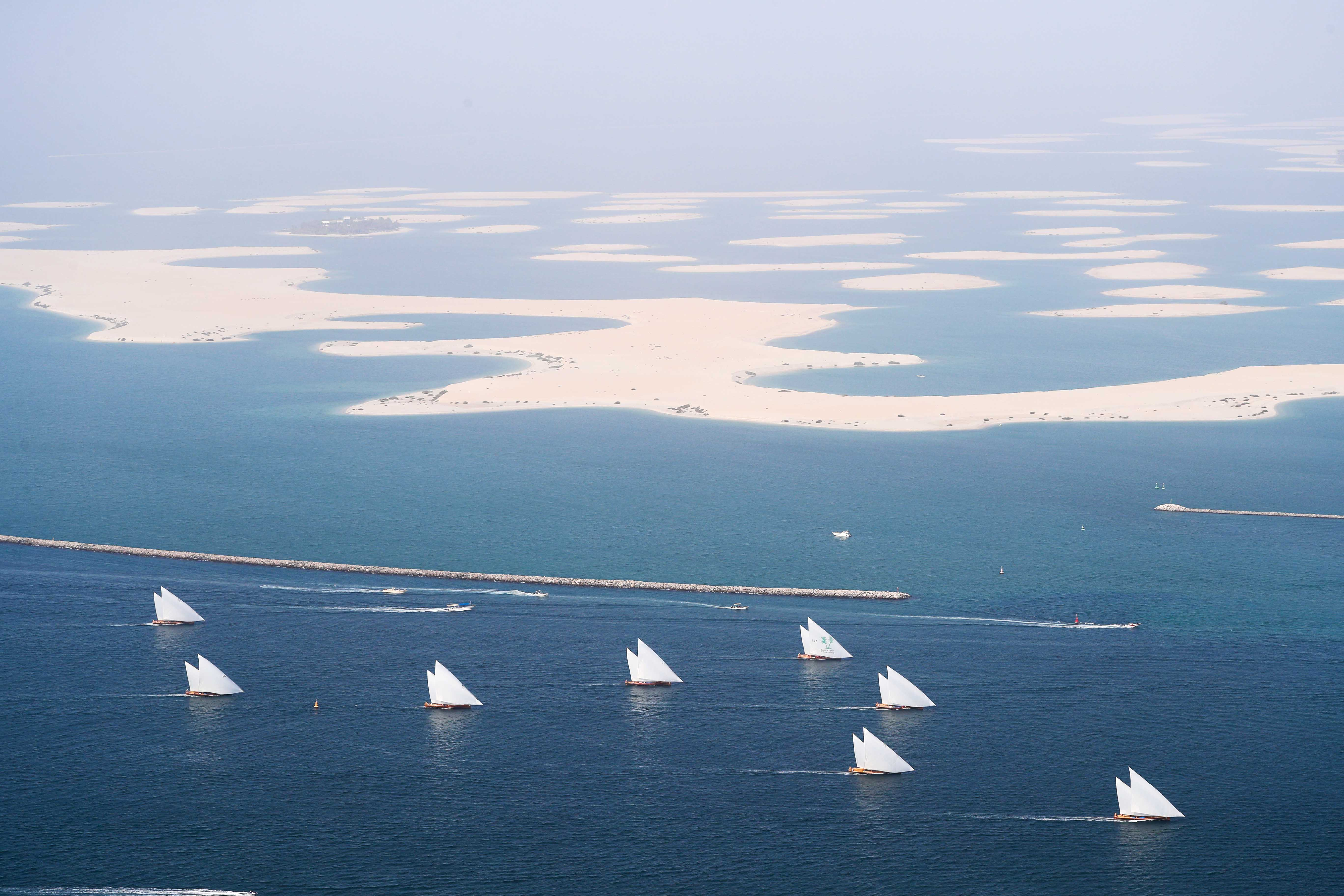 Registration Opens tomorrow for the 60ft Dubai Traditional Dhow Sailing Race - Heat 1
