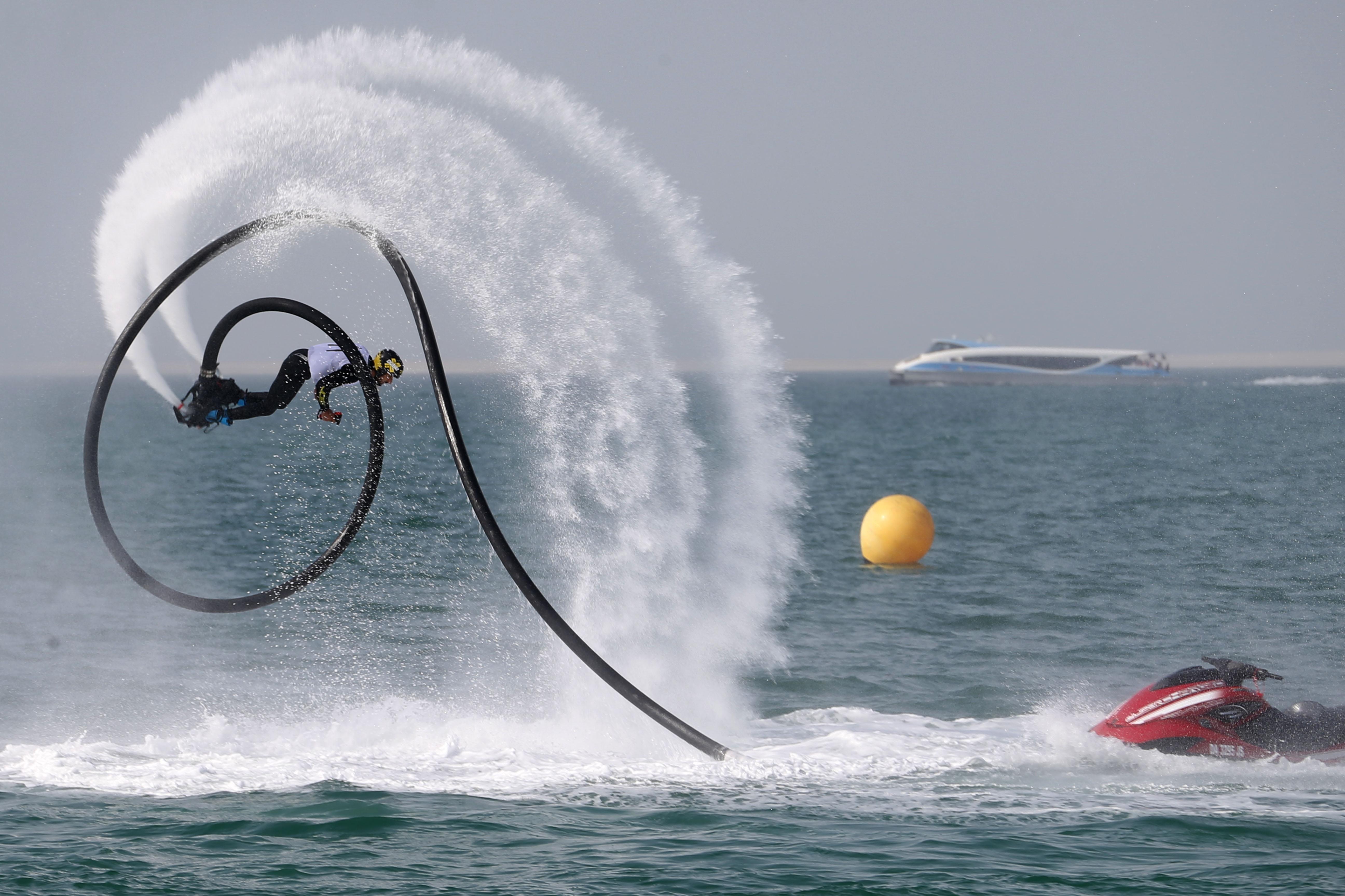 UAE Int'l Aquabike Championship launches tomorrow in Dubai