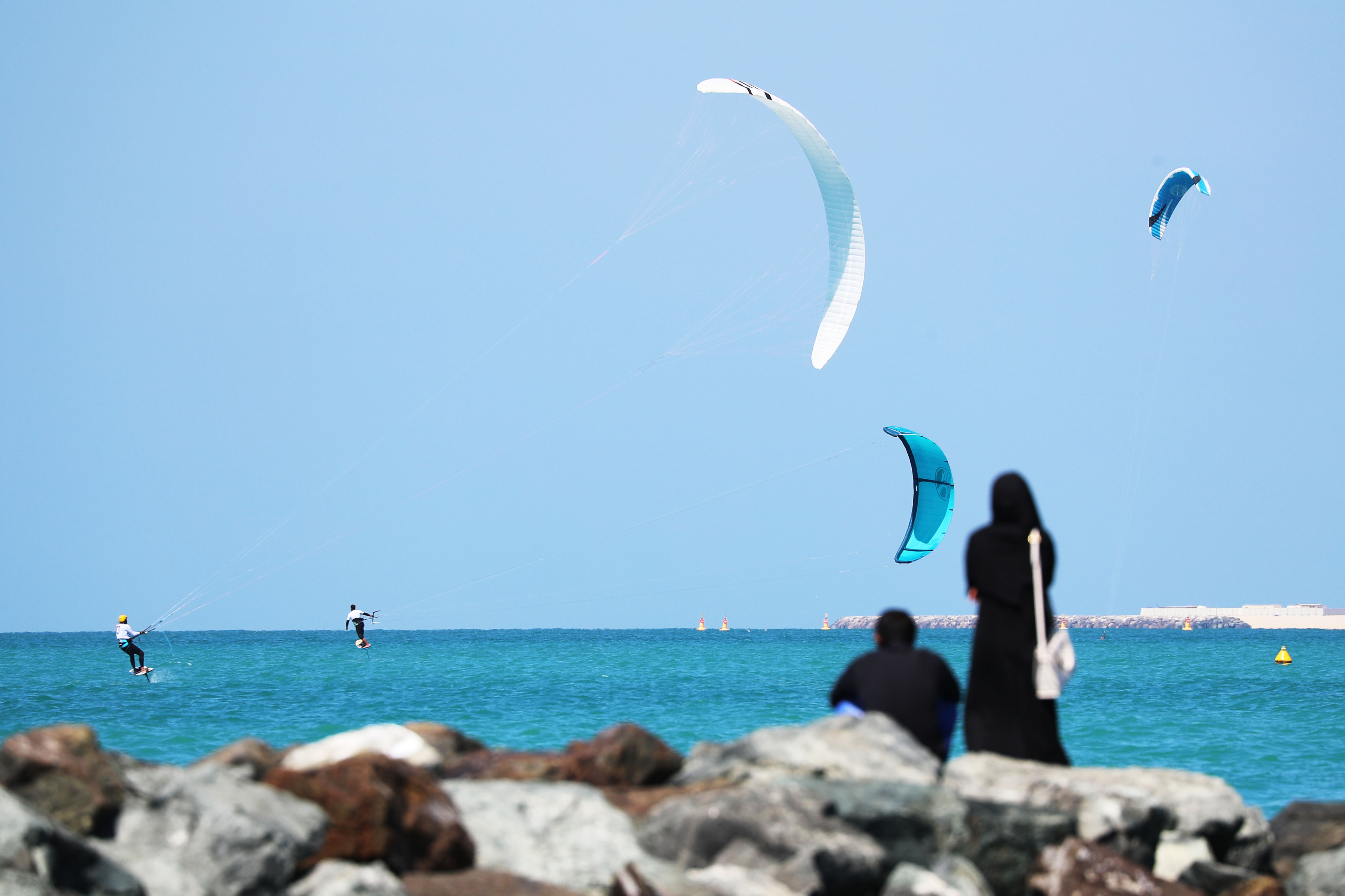 Full Day of Watersports Activity in Dubai Beaches