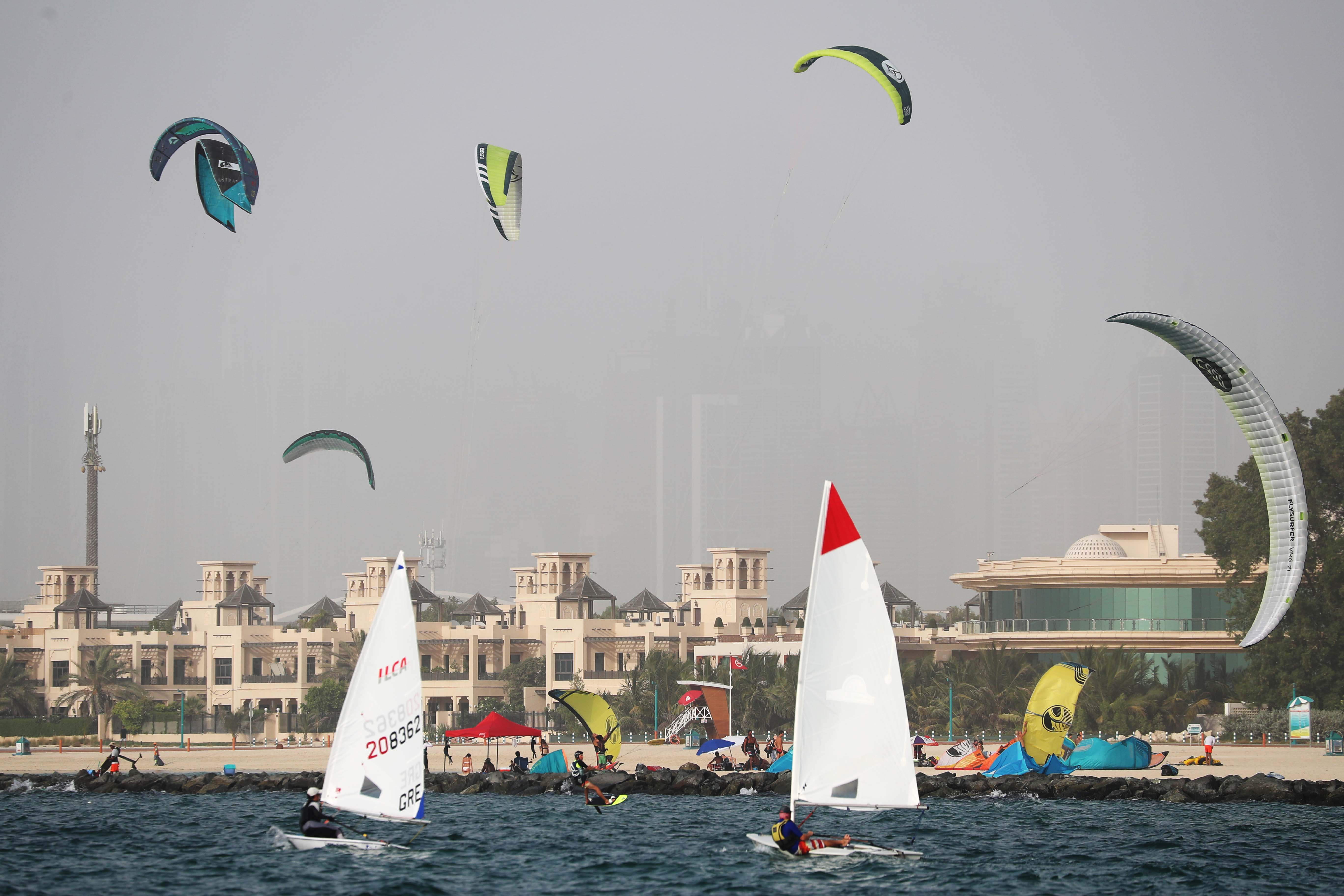 Dubai Watersports Summer Week concludes activities