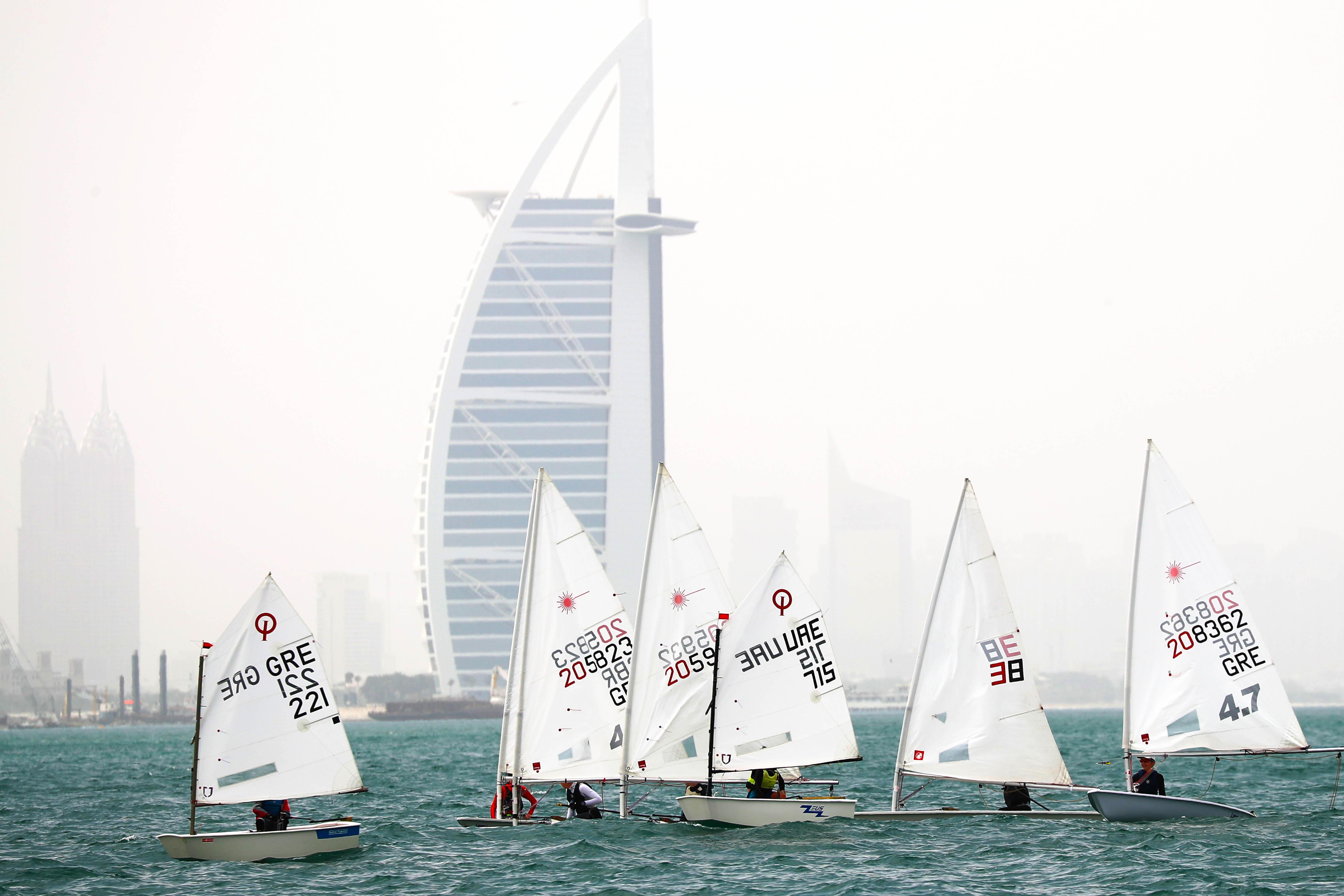 Dubai Watersports Summer Week starts at Al Shurooq Beach