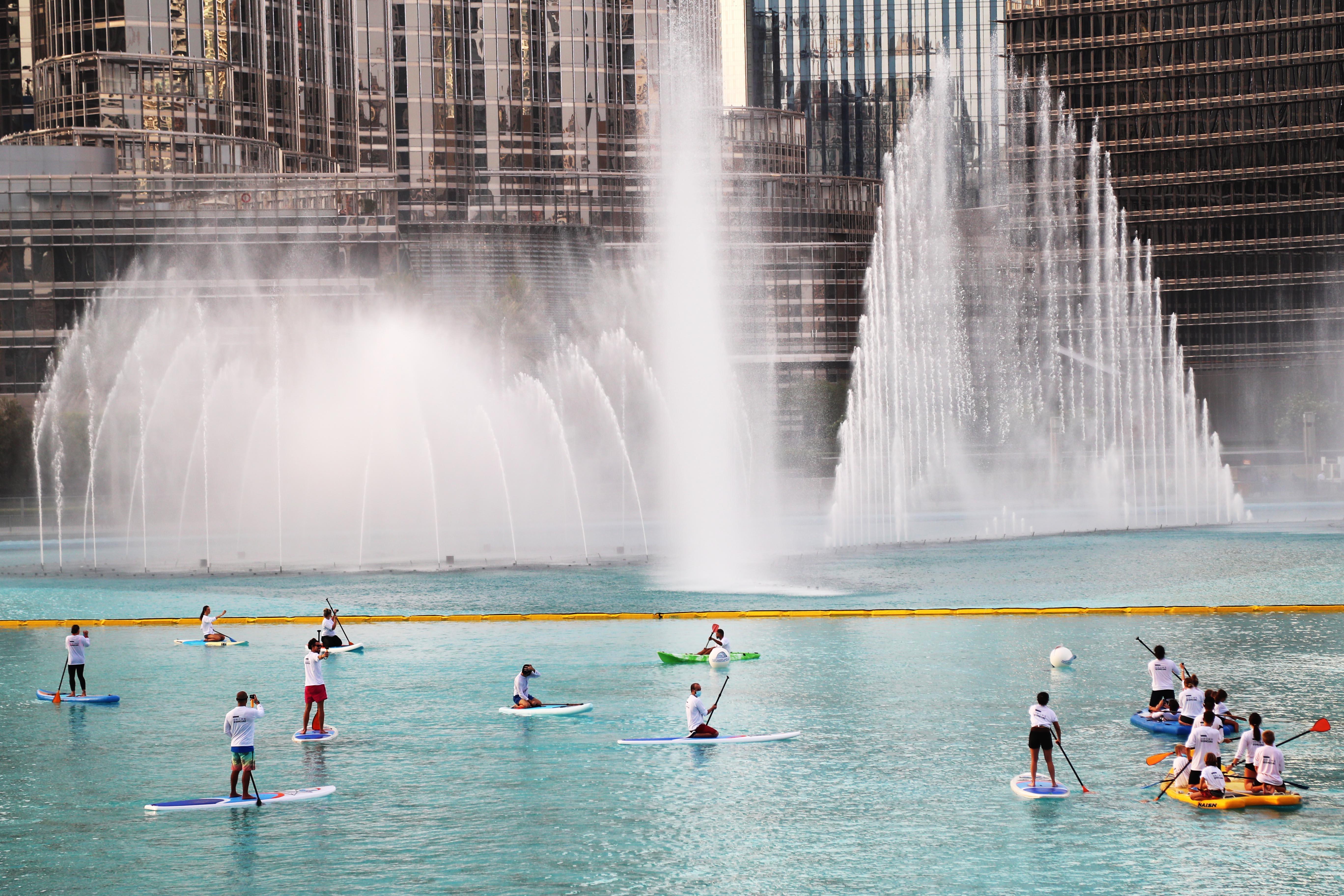 22 Events for Dubai International Marine Club this 2020