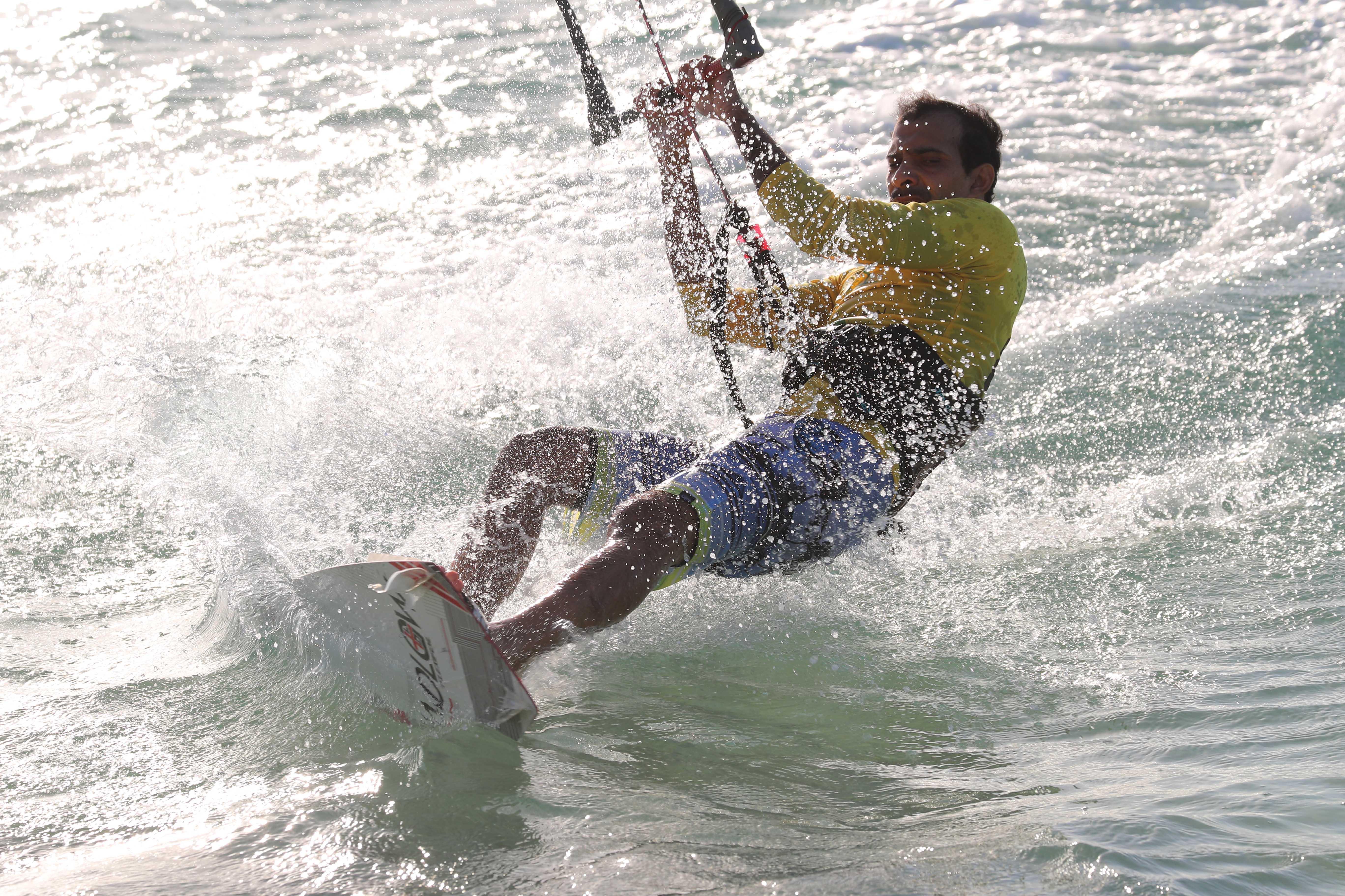Second Round of Dubai Kitesurf Open on Friday & Saturday