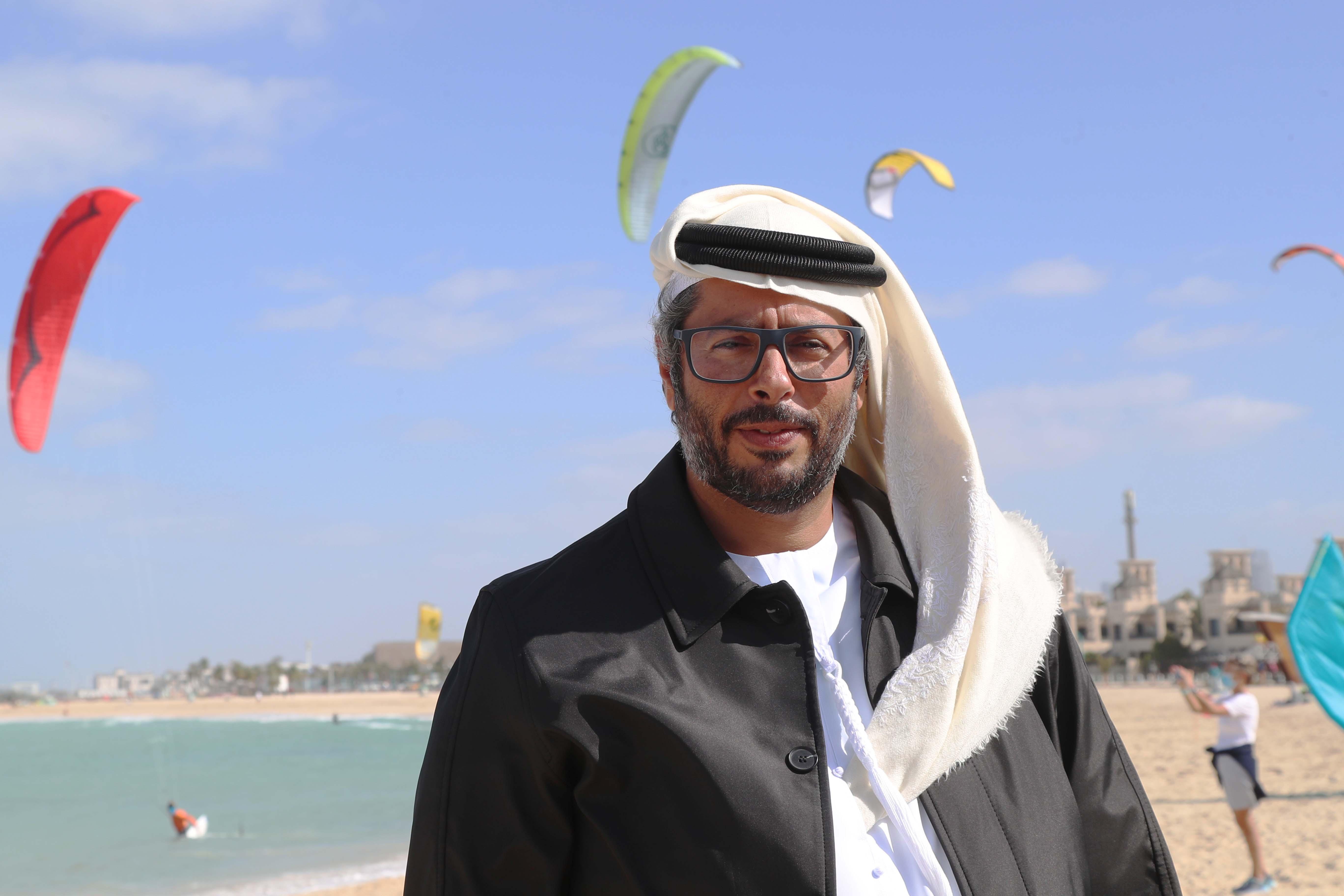 Ahmed bin Hamdan: A clear imprint of - DIMC -
