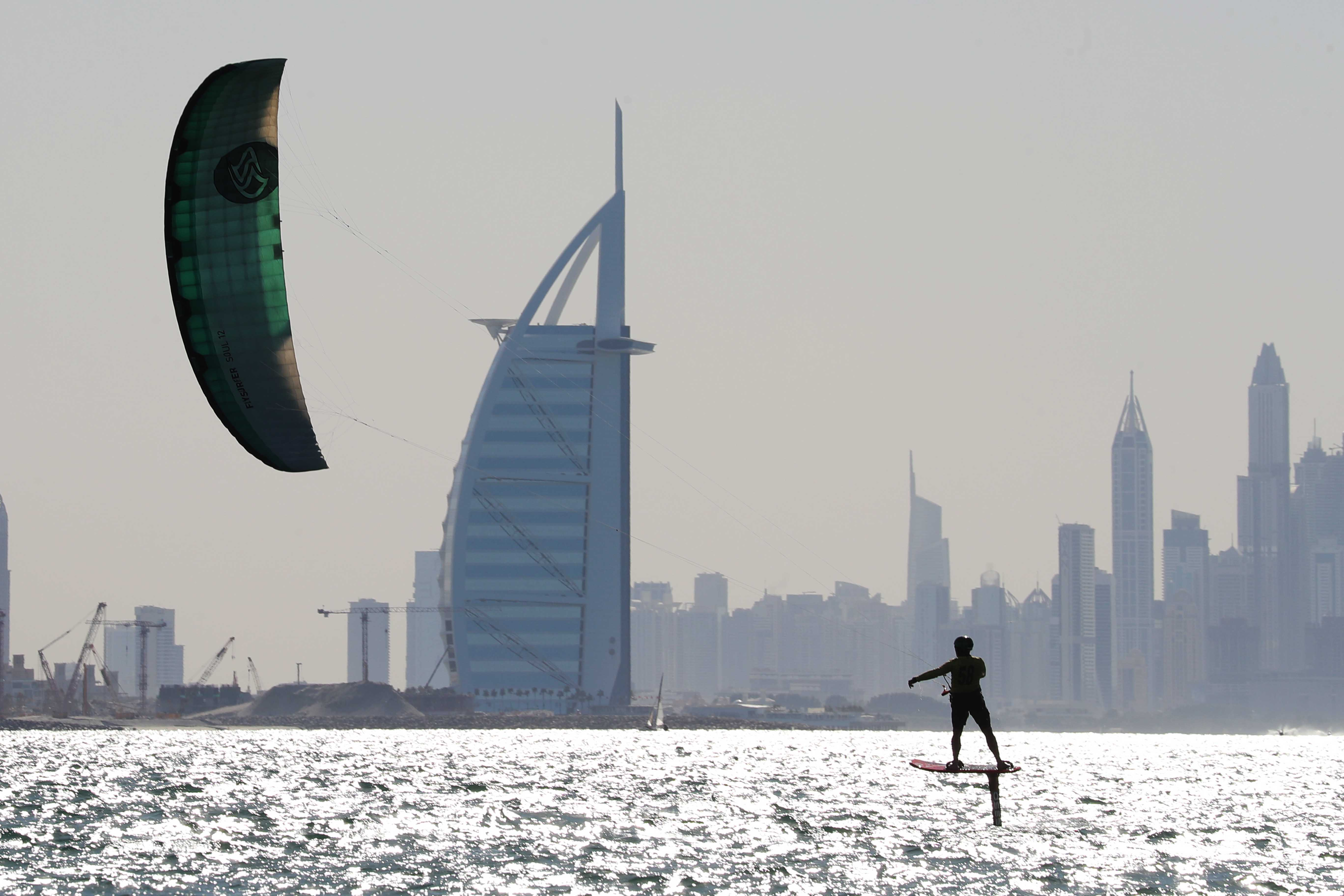 Kitesurf  launches the watersports in Dubai for 2021