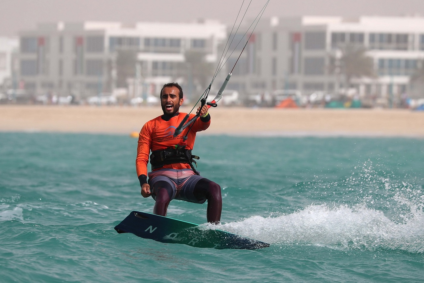 17 Knots Paints Happiness at Jumeirah Beach, Dubai