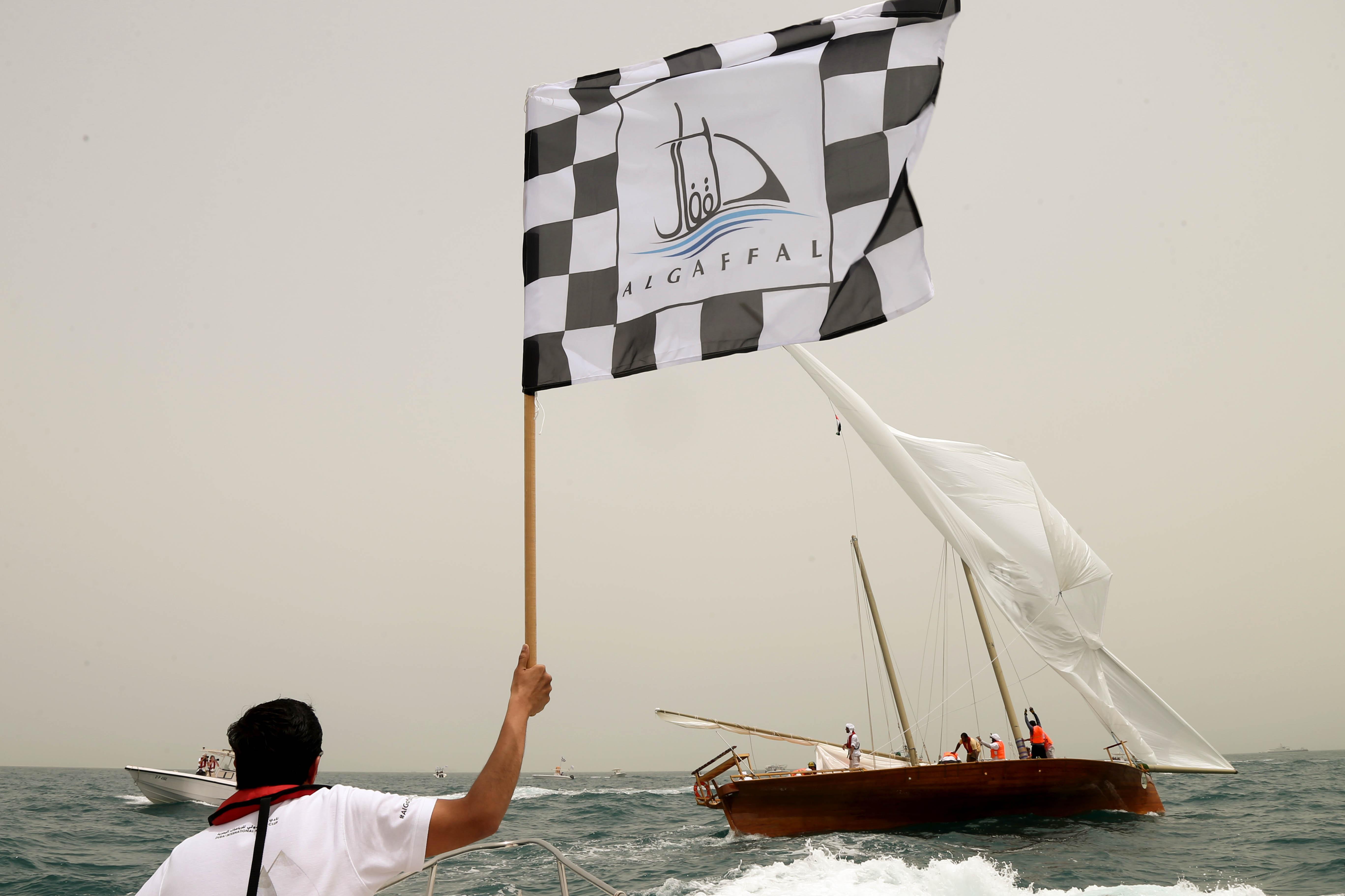Sponsored by Hamdan bin Mohammed... 30th Edition of the Al Gaffal Race Today