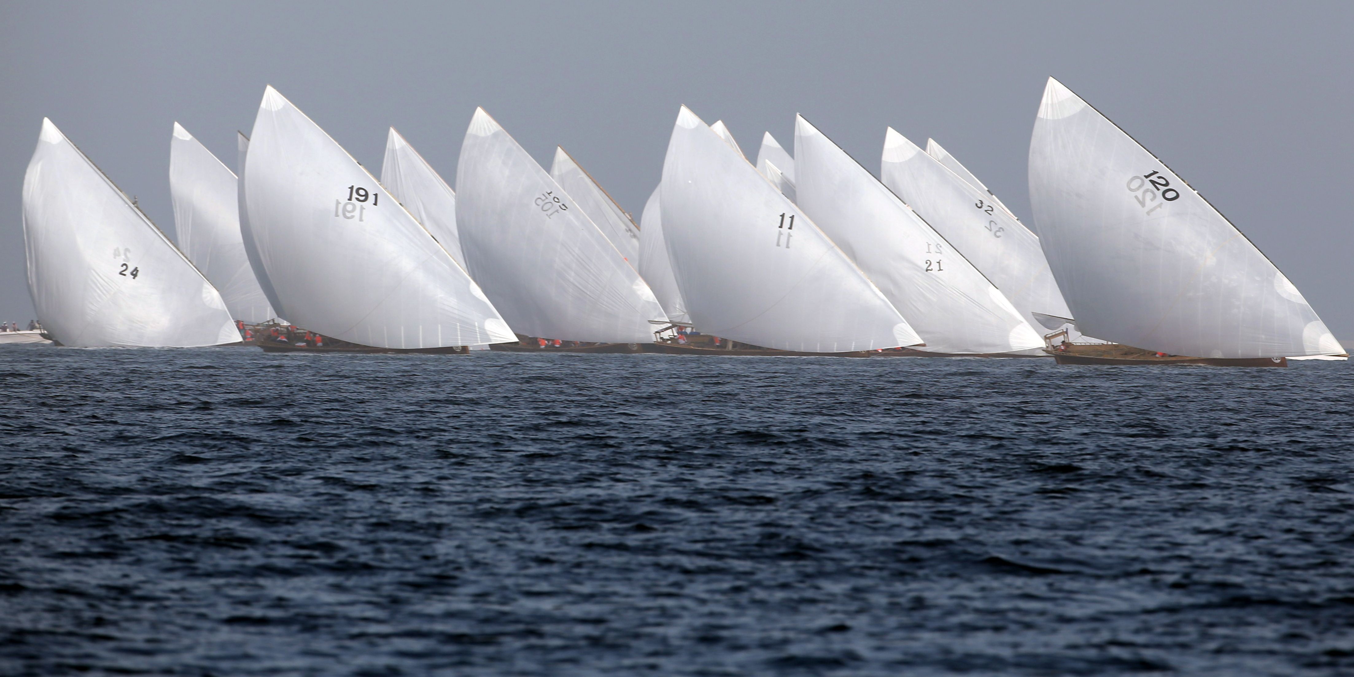 106 Boat to Participate in Al Gaffal Race on Friday