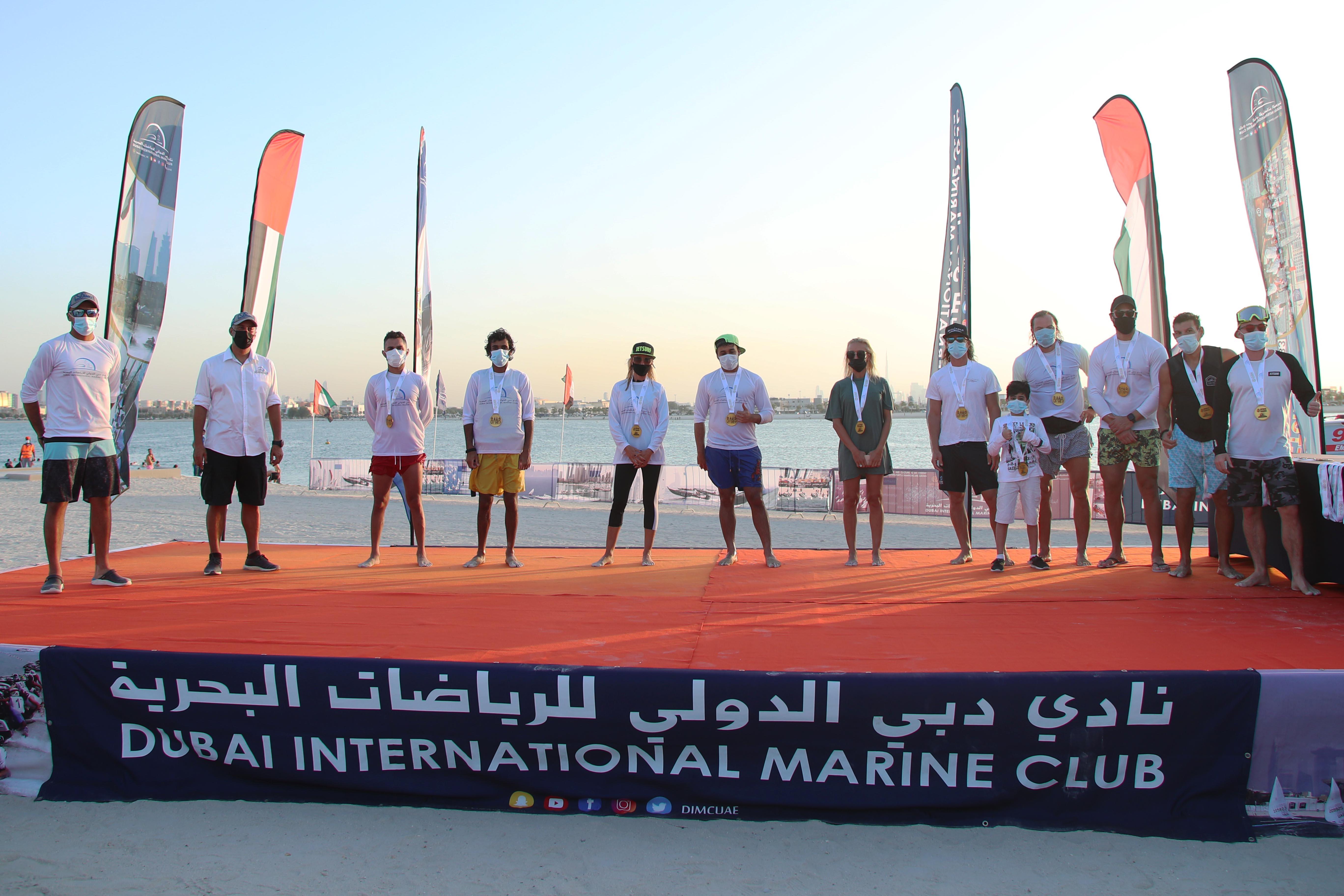 Talented Youth gather for a big community festival at Al Mamzar