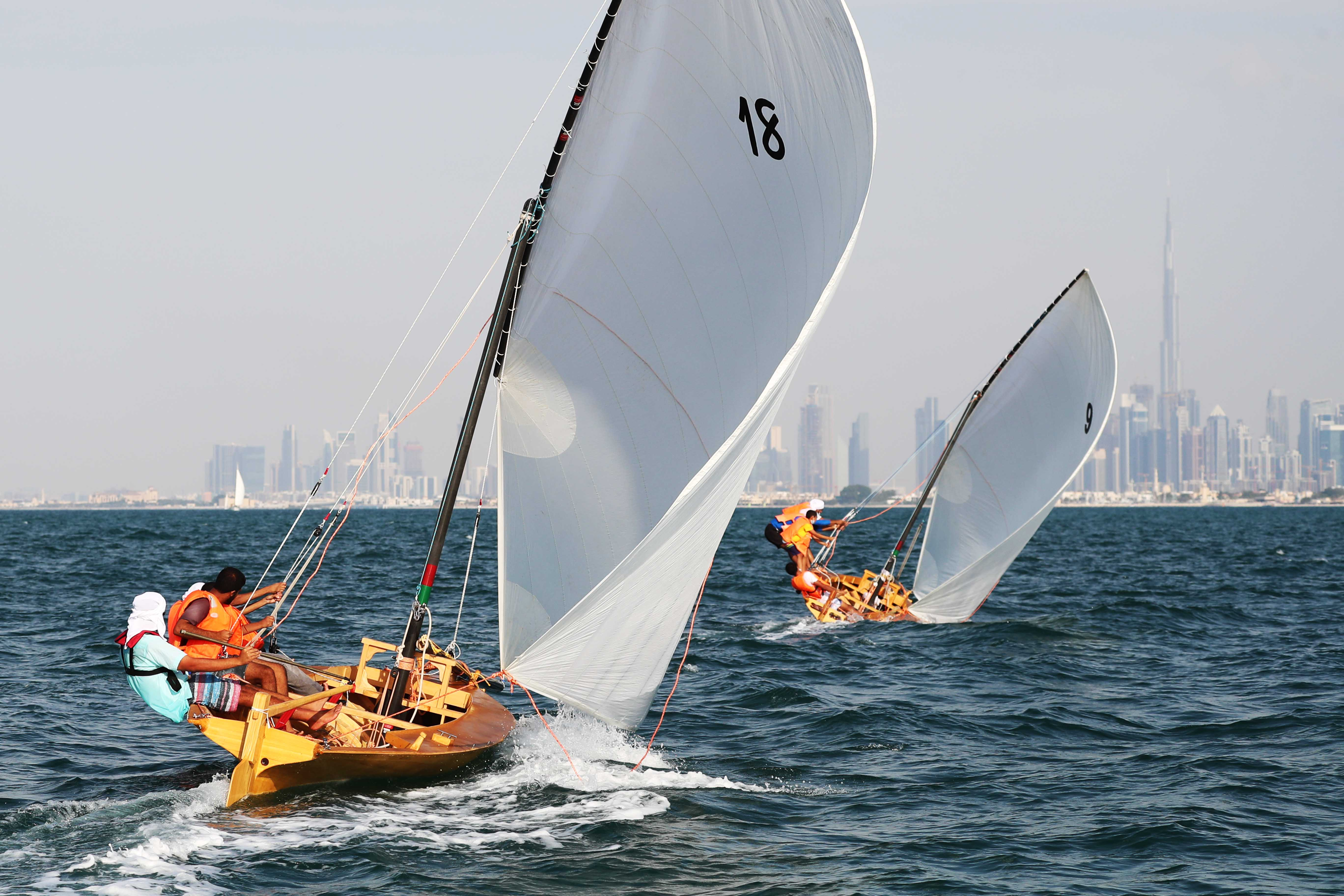 Registration closes today for the 22ft Dhow Sailing Race