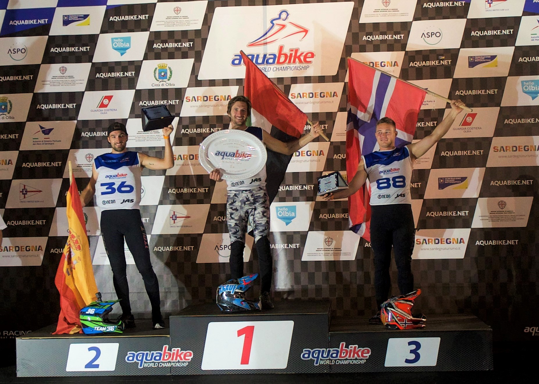 Victory Claims Title in Ski GP1