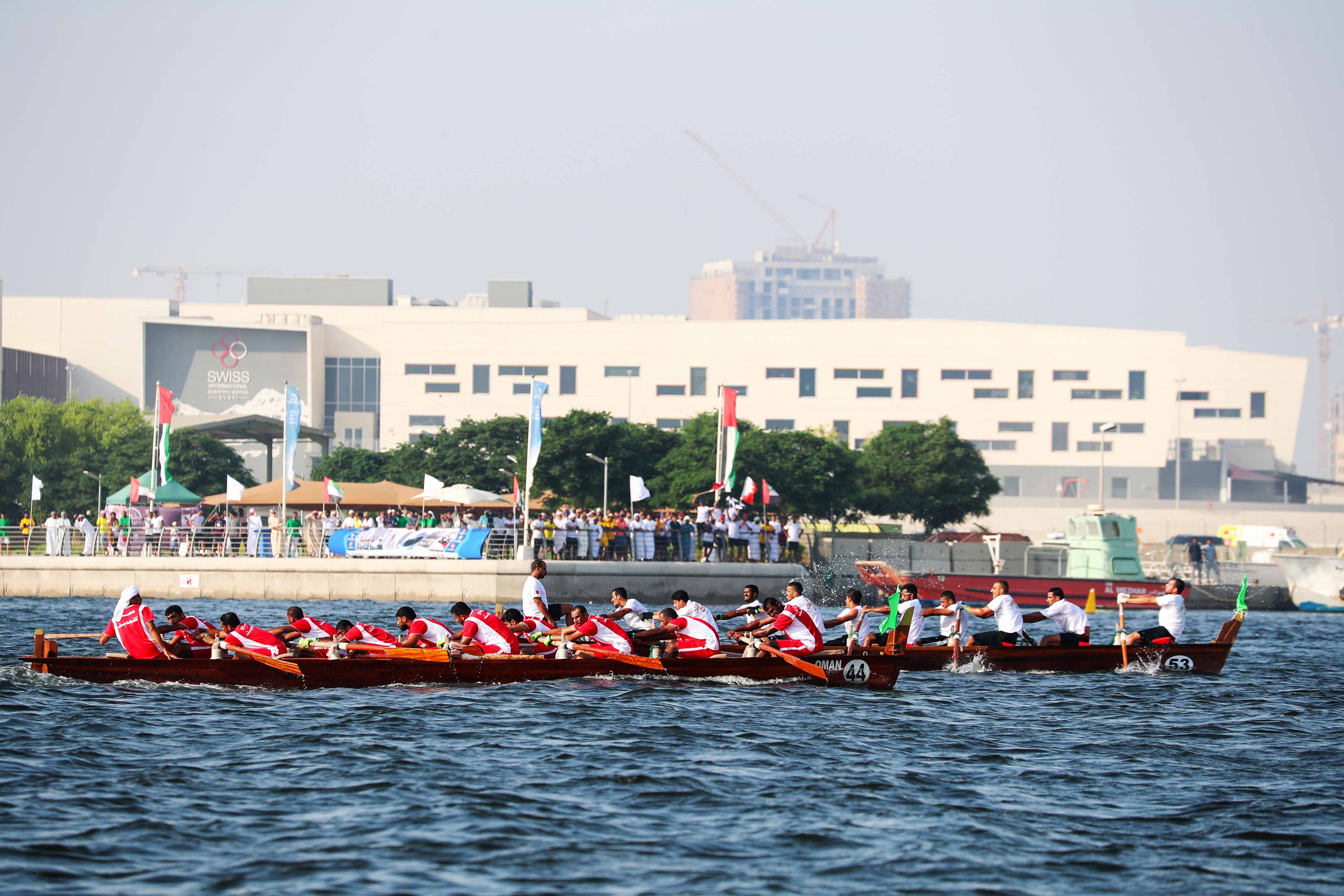 Registration Closes today for Dubai Traditional Rowing Race Heat 2