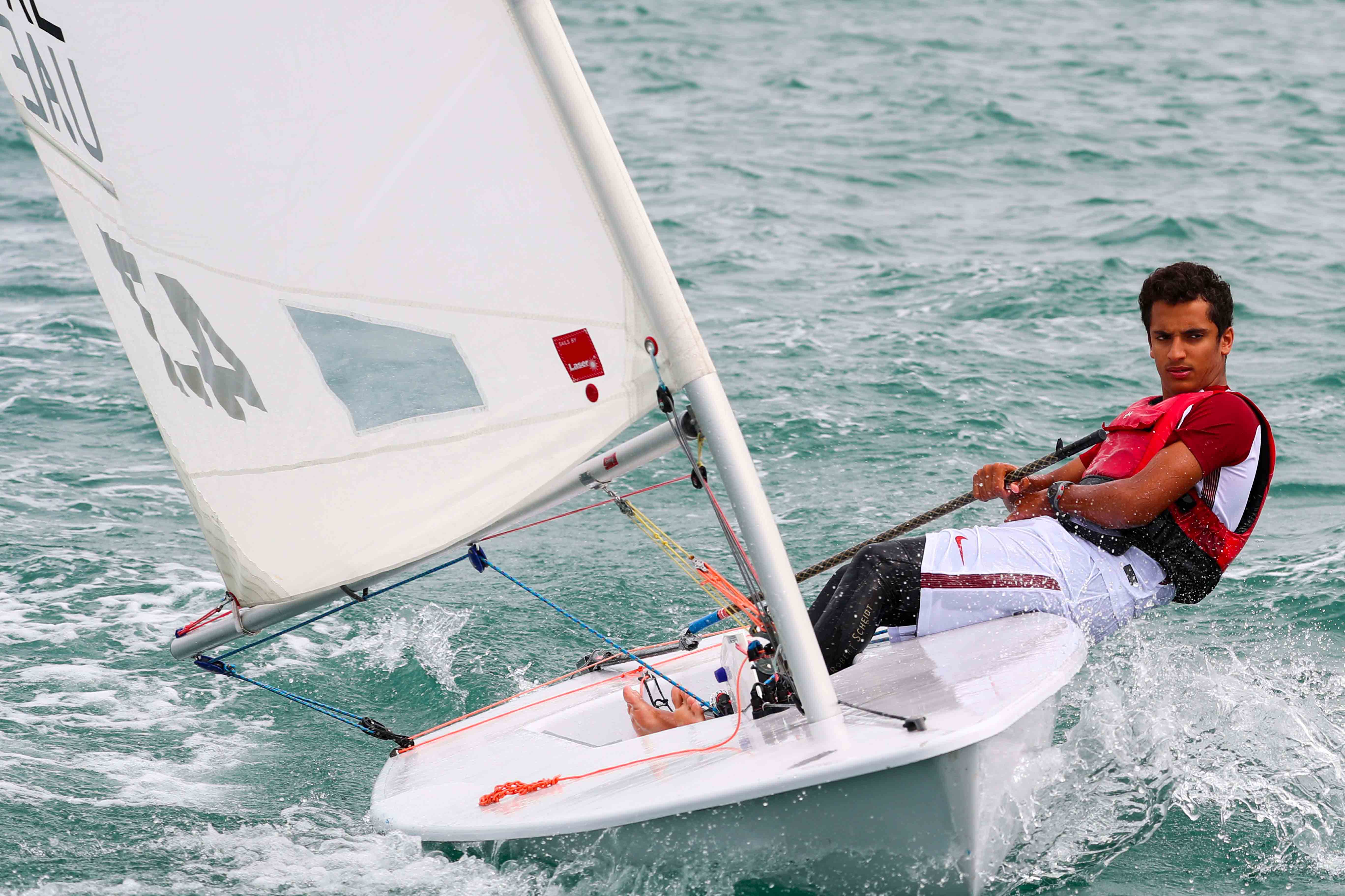 Final Round of Dubai Junior Regatta on Saturday