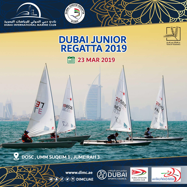 Dubai Junior Regatta Second Round on Saturday
