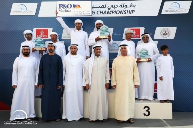 Dubai Fishing Championship Heat 2