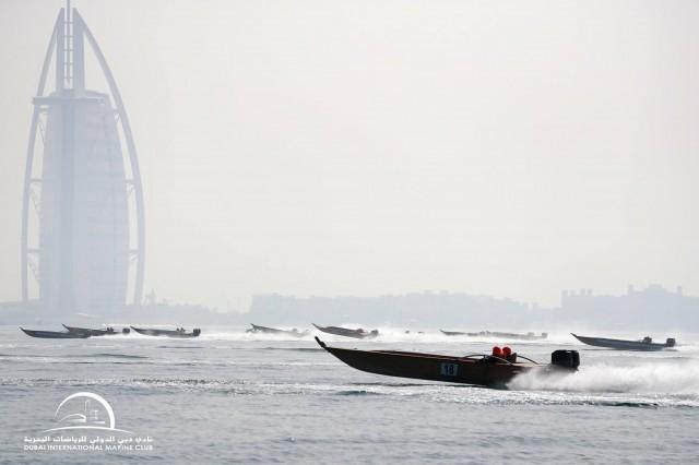 UAE Wooden Powerboat Championship Dubai Heat 1