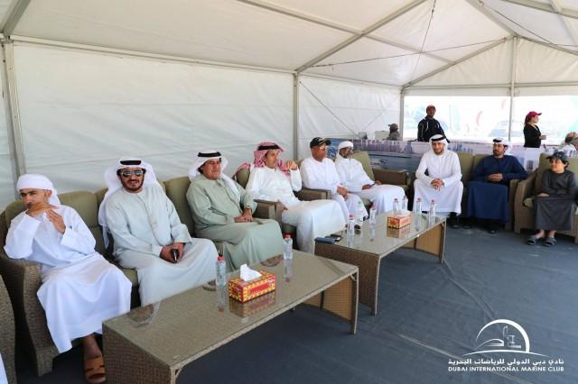 UAE International Aquabike Championship Heat 2