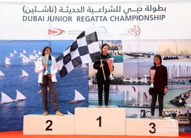Dubai Junior Regatta - Heat 2
