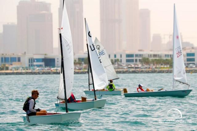 Dubai Junior Regatta Heat 4