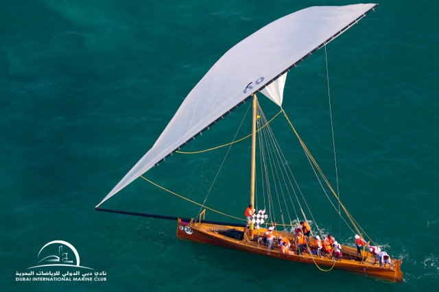2019-2020 43ft Dubai Traditional Dhow Sailing Race - H1