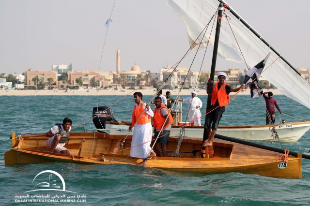 2019-2020 22ft Dubai Traditional Dhow Sailing Race - H1