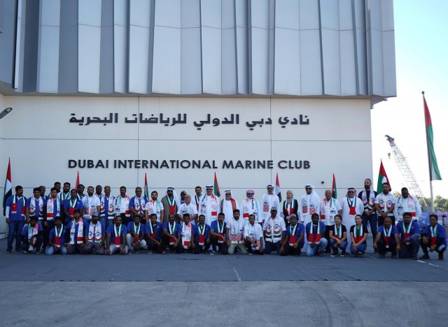 DIMC Celebrates the 48th UAE National Day