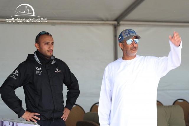 Dubai Kitesurf Open - Heat 1