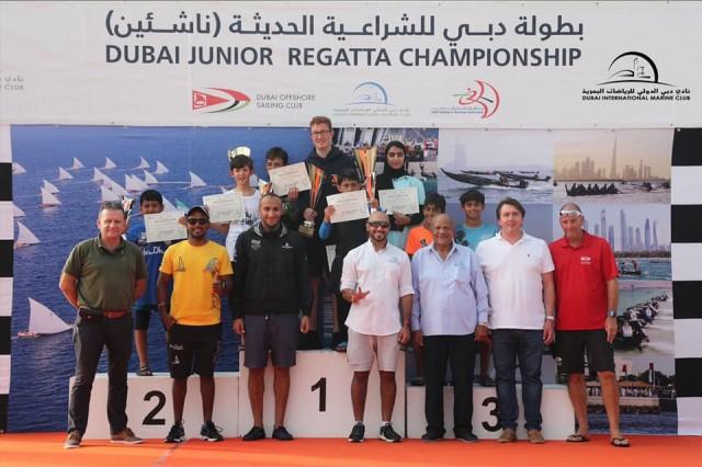 22.02.2020 Dubai Junior Regatta - Heat 2