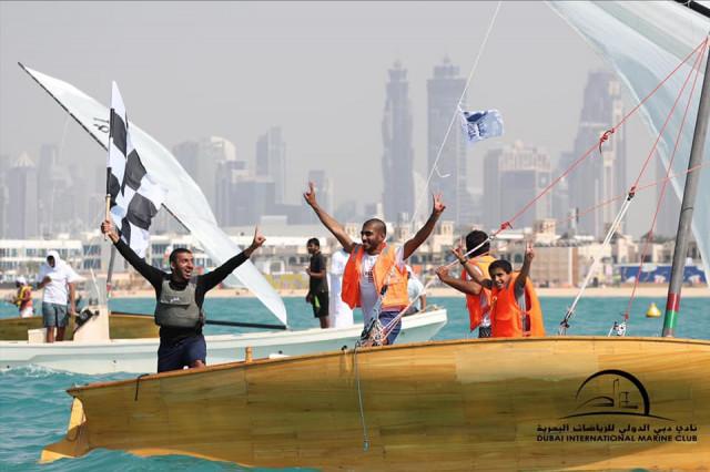 29.02.20 22ft Dubai Traditional Dhow Sailing Race