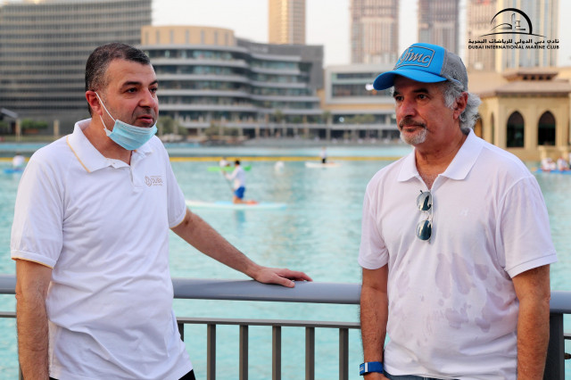 28.08.2020 WE Paddle for DUBAI