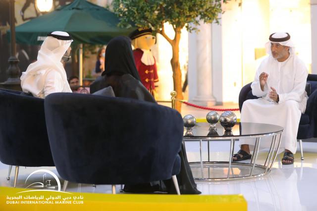 09.09.2020 LAUNCHING OF VIRTUAL REGATTA INSHORE - DUBAI