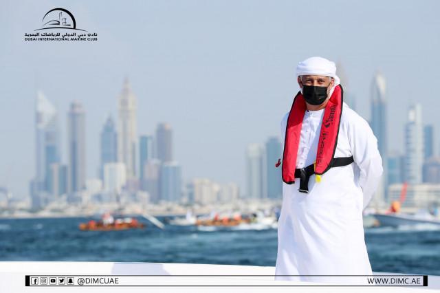 10.10.2020 22ft Dubai Traditional Dhow Sailing Race - Heat 1