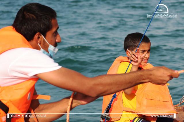 17.12.2020 22ft Dubai Traditional Dhow Sailing Race (Heat 2)