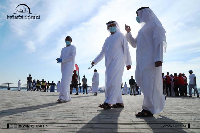 24th Al Maktoum Cup Traditional Rowing Race