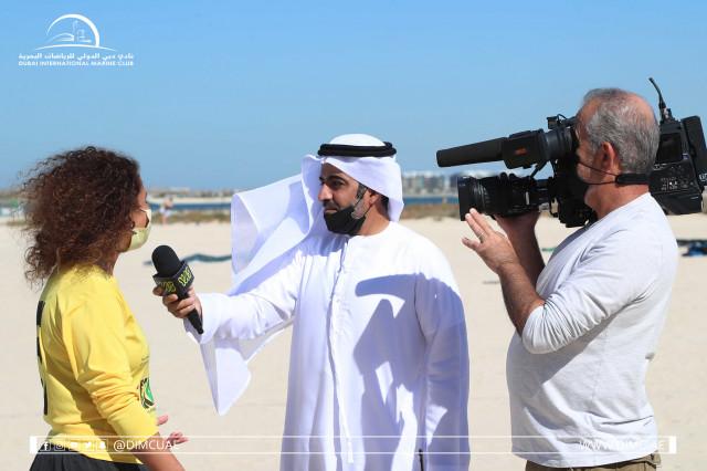 08-09.01.20 Dubai Kitesurf Open - Heat 1