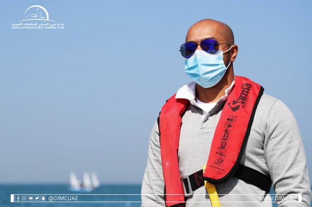 29.01.2021 Dubai Junior Regatta - Heat 1